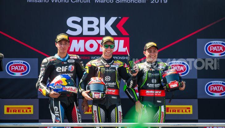 SBK 2019 GP di San Marino: le più belle immagini del round di Misano - Foto 17 di 39