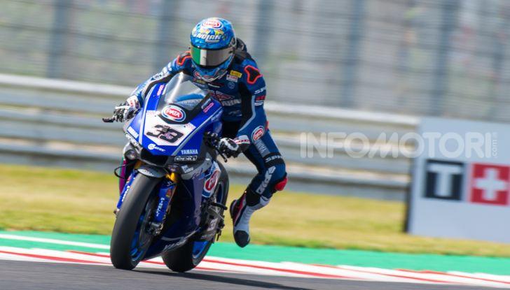 SBK 2019 GP di San Marino: le più belle immagini del round di Misano - Foto 21 di 39