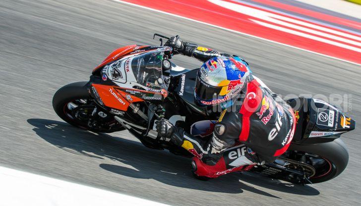SBK 2019 GP di San Marino: le più belle immagini del round di Misano - Foto 23 di 39