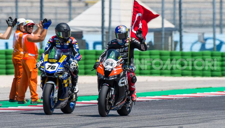 SBK 2019 GP di San Marino: le più belle immagini del round di Misano - Foto 38 di 39