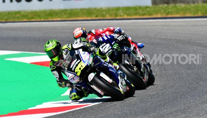 MotoGP 2019 GP d'Italia: Marquez firma il nuovo record del Mugello, Dovizioso solo nono e Rossi 18esimo - Foto 29 di 64