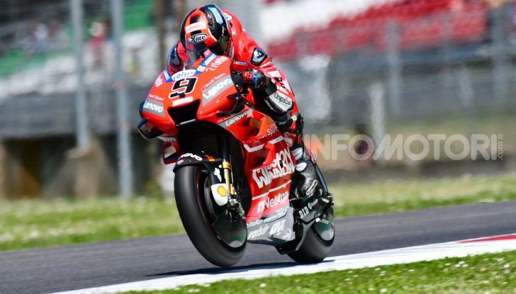 MotoGP 2019 GP d'Italia: Marquez firma il nuovo record del Mugello, Dovizioso solo nono e Rossi 18esimo - Foto 35 di 64