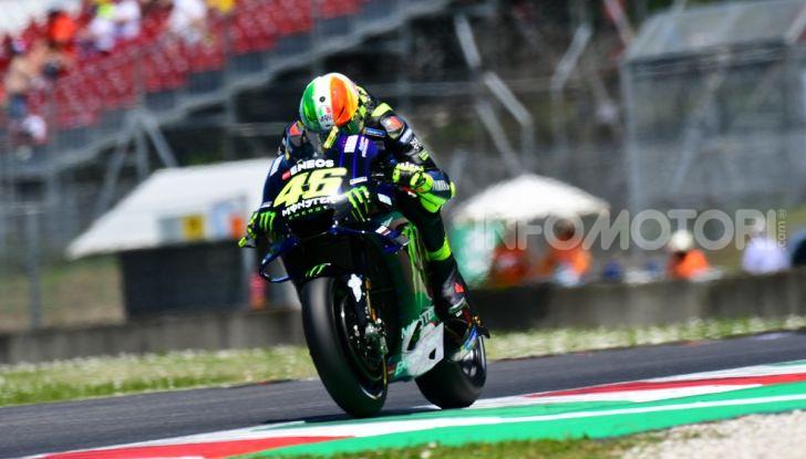 MotoGP 2019 GP d'Italia: Marquez firma il nuovo record del Mugello, Dovizioso solo nono e Rossi 18esimo - Foto 36 di 64