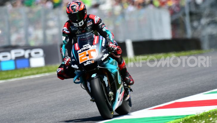 MotoGP 2019 GP d'Italia: Marquez firma il nuovo record del Mugello, Dovizioso solo nono e Rossi 18esimo - Foto 41 di 64