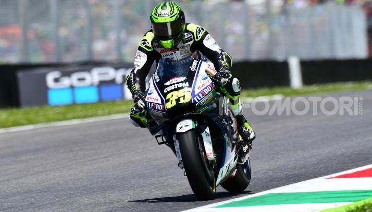 MotoGP 2019 GP d'Italia: Marquez firma il nuovo record del Mugello, Dovizioso solo nono e Rossi 18esimo - Foto 44 di 64