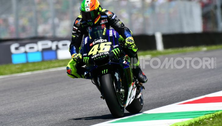 MotoGP 2019 GP d'Italia: Marquez firma il nuovo record del Mugello, Dovizioso solo nono e Rossi 18esimo - Foto 45 di 64