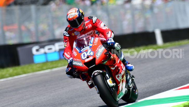 MotoGP 2019 GP d'Italia: Marquez firma il nuovo record del Mugello, Dovizioso solo nono e Rossi 18esimo - Foto 46 di 64