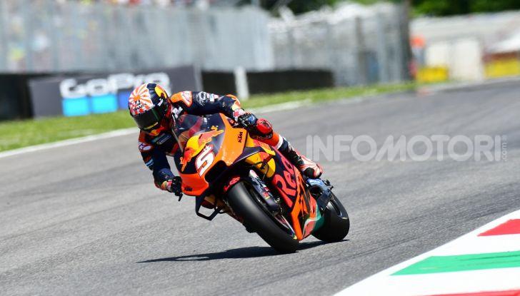 MotoGP 2019 GP d'Italia: Marquez firma il nuovo record del Mugello, Dovizioso solo nono e Rossi 18esimo - Foto 47 di 64