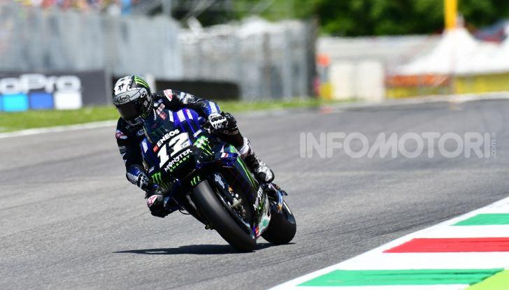 MotoGP 2019 GP d'Italia: Marquez firma il nuovo record del Mugello, Dovizioso solo nono e Rossi 18esimo - Foto 50 di 64