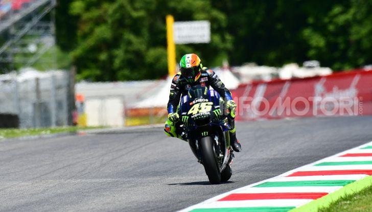MotoGP 2019 GP d'Italia: Marquez firma il nuovo record del Mugello, Dovizioso solo nono e Rossi 18esimo - Foto 51 di 64