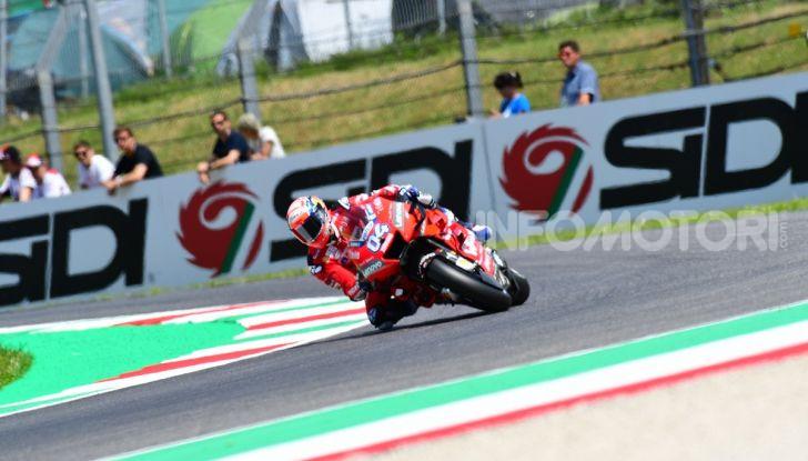 MotoGP 2019 GP d'Italia: Marquez firma il nuovo record del Mugello, Dovizioso solo nono e Rossi 18esimo - Foto 52 di 64