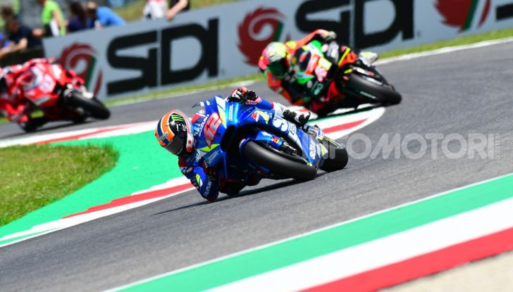 MotoGP 2019 GP d'Italia: Marquez firma il nuovo record del Mugello, Dovizioso solo nono e Rossi 18esimo - Foto 53 di 64