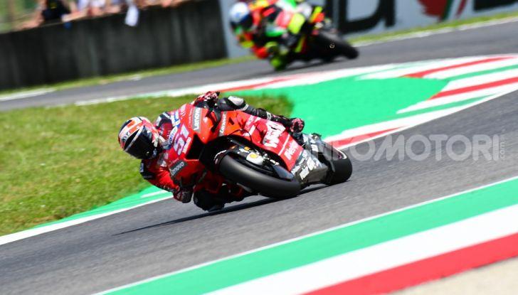 MotoGP 2019 GP d'Italia: Marquez firma il nuovo record del Mugello, Dovizioso solo nono e Rossi 18esimo - Foto 54 di 64