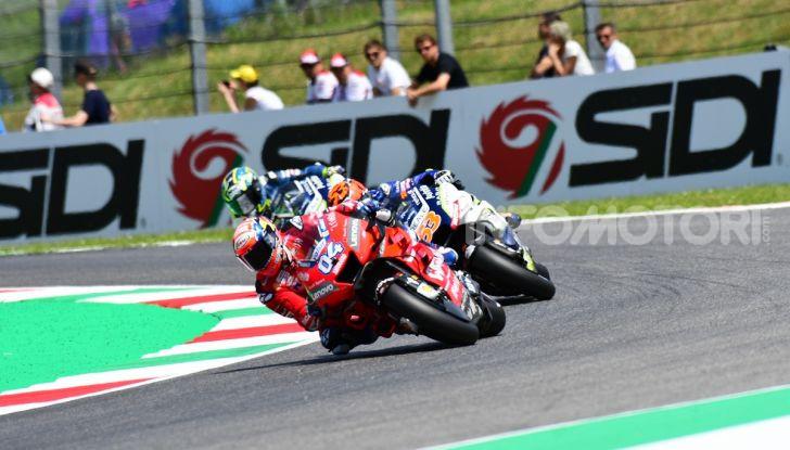 MotoGP 2019 GP d'Italia: Marquez firma il nuovo record del Mugello, Dovizioso solo nono e Rossi 18esimo - Foto 55 di 64