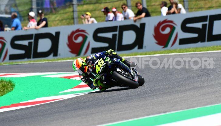 MotoGP 2019 GP d'Italia: Marquez firma il nuovo record del Mugello, Dovizioso solo nono e Rossi 18esimo - Foto 56 di 64