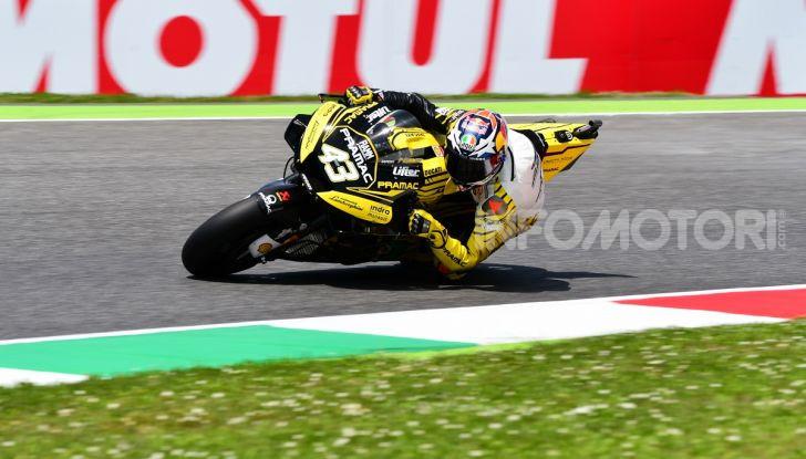 MotoGP 2019 GP d'Italia: Marquez firma il nuovo record del Mugello, Dovizioso solo nono e Rossi 18esimo - Foto 60 di 64