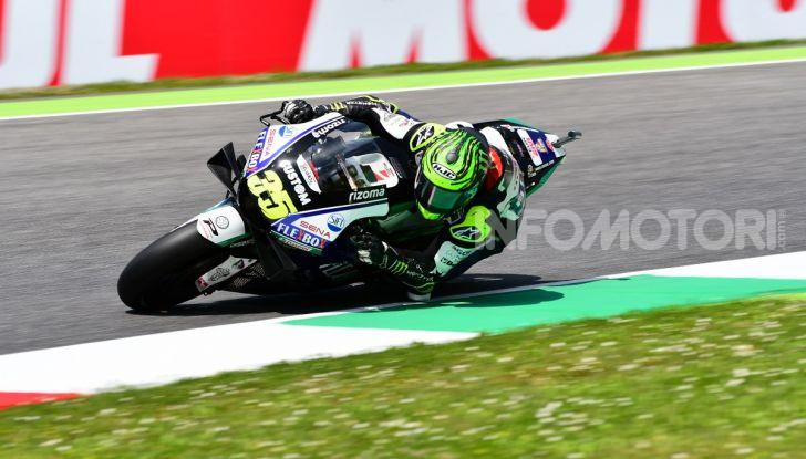 MotoGP 2019 GP d'Italia: Marquez firma il nuovo record del Mugello, Dovizioso solo nono e Rossi 18esimo - Foto 61 di 64