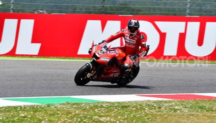 MotoGP 2019 GP d'Italia: Marquez firma il nuovo record del Mugello, Dovizioso solo nono e Rossi 18esimo - Foto 63 di 64