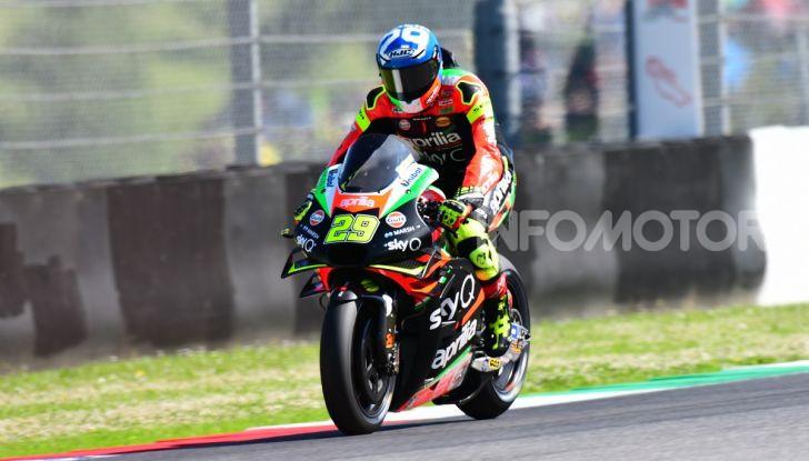 MotoGP 2019 GP d'Italia: Petrucci trionfa al Mugello davanti a Marquez e Dovizioso, Rossi a terra - Foto 12 di 52