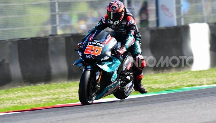 MotoGP 2019 GP d'Italia: Petrucci trionfa al Mugello davanti a Marquez e Dovizioso, Rossi a terra - Foto 11 di 52
