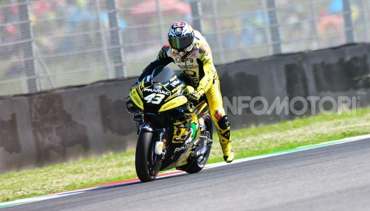 MotoGP 2019 GP d'Italia: Petrucci trionfa al Mugello davanti a Marquez e Dovizioso, Rossi a terra - Foto 17 di 52