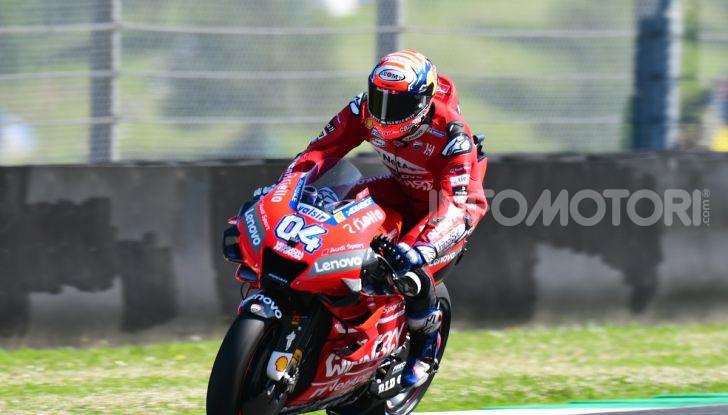 MotoGP 2019 GP d'Italia: Petrucci trionfa al Mugello davanti a Marquez e Dovizioso, Rossi a terra - Foto 3 di 52