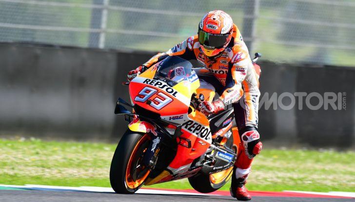 MotoGP 2019 GP d'Italia: Petrucci trionfa al Mugello davanti a Marquez e Dovizioso, Rossi a terra - Foto 8 di 52