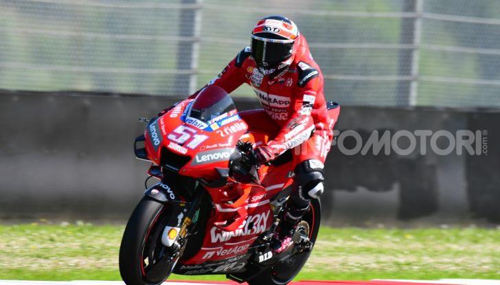 MotoGP 2019 GP d'Italia: Petrucci trionfa al Mugello davanti a Marquez e Dovizioso, Rossi a terra - Foto 4 di 52