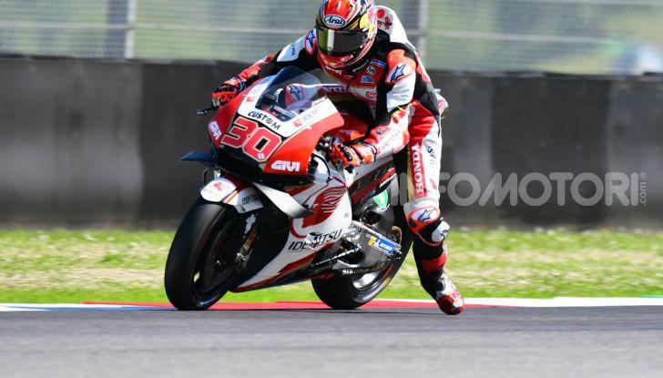 MotoGP 2019 GP d'Italia: Petrucci trionfa al Mugello davanti a Marquez e Dovizioso, Rossi a terra - Foto 16 di 52