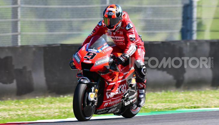 MotoGP 2019 GP d'Italia: Petrucci trionfa al Mugello davanti a Marquez e Dovizioso, Rossi a terra - Foto 2 di 52