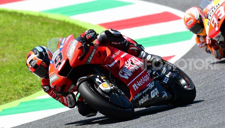 MotoGP 2019 GP d'Italia: Petrucci trionfa al Mugello davanti a Marquez e Dovizioso, Rossi a terra - Foto 36 di 52