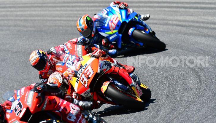 MotoGP 2019 GP d'Italia: Petrucci trionfa al Mugello davanti a Marquez e Dovizioso, Rossi a terra - Foto 37 di 52