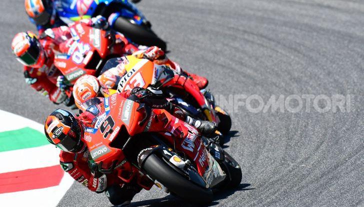 MotoGP 2019 GP d'Italia: Petrucci trionfa al Mugello davanti a Marquez e Dovizioso, Rossi a terra - Foto 39 di 52