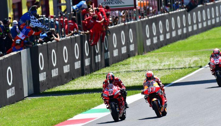 MotoGP 2019 GP d'Italia: Petrucci trionfa al Mugello davanti a Marquez e Dovizioso, Rossi a terra - Foto 43 di 52