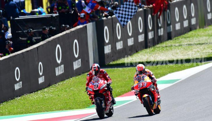 MotoGP 2019 GP d'Italia: Petrucci trionfa al Mugello davanti a Marquez e Dovizioso, Rossi a terra - Foto 44 di 52