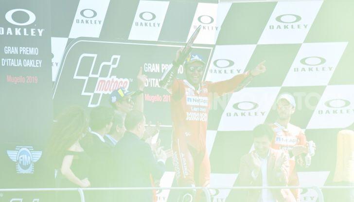 MotoGP 2019 GP d'Italia: Petrucci trionfa al Mugello davanti a Marquez e Dovizioso, Rossi a terra - Foto 49 di 52