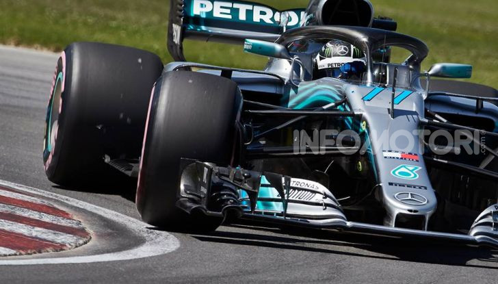 F1 2019, GP del Canada: anteprima Pirelli con dati e tecnica da Montreal - Foto 10 di 14