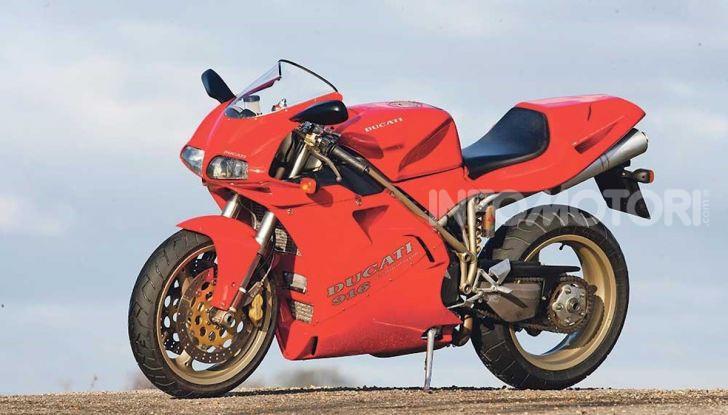 Ducati 916, la più bella di sempre: storia di un mito - Foto 3 di 5