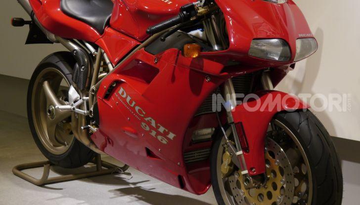 Ducati 916, la più bella di sempre: storia di un mito - Foto 4 di 5