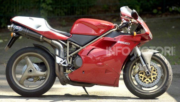 Ducati 916, la più bella di sempre: storia di un mito - Foto 5 di 5