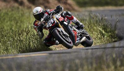 Ducati porta il prototipo della Streetfighter V4 alla Broadmoor Pikes Peak International Hill Climb