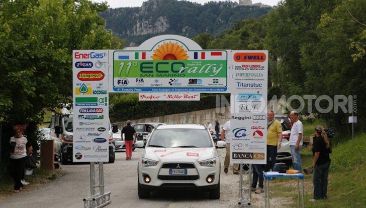 13° Ecorally San Marino e 10° Ecorally Press, ecologia fa rima con sportività! - Foto 1 di 5