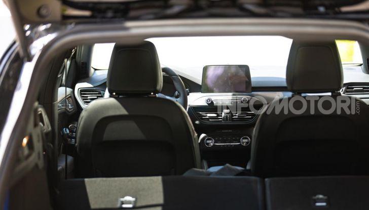 Prova Ford Focus Wagon 1.5 EcoBoost ST Line: per papà sportivi, ma non solo! - Foto 27 di 33