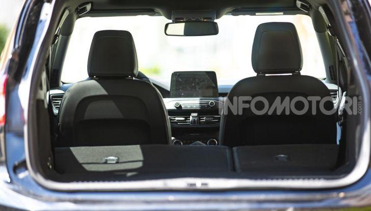 Prova Ford Focus Wagon 1.5 EcoBoost ST Line: per papà sportivi, ma non solo! - Foto 26 di 33
