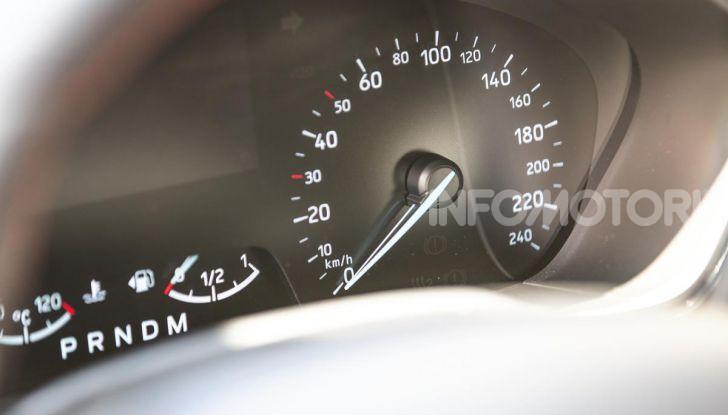 Prova Ford Focus Wagon 1.5 EcoBoost ST Line: per papà sportivi, ma non solo! - Foto 19 di 33