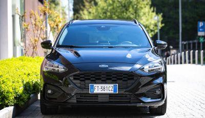 Prova Ford Focus Wagon 1.5 EcoBoost ST Line: per papà sportivi, ma non solo!