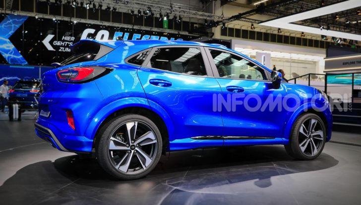 Nuova Ford Puma: il crossover che studia da SUV - Foto 7 di 21