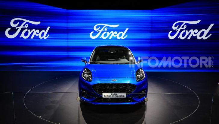 Nuova Ford Puma: il crossover che studia da SUV - Foto 5 di 21