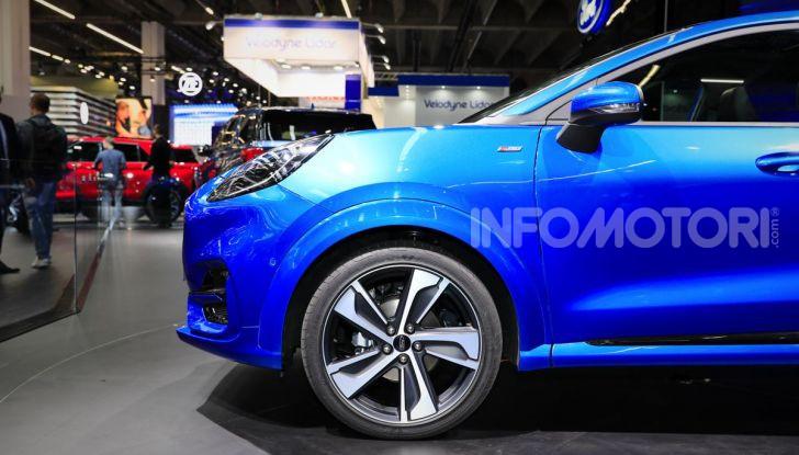 Nuova Ford Puma: il crossover che studia da SUV - Foto 11 di 21