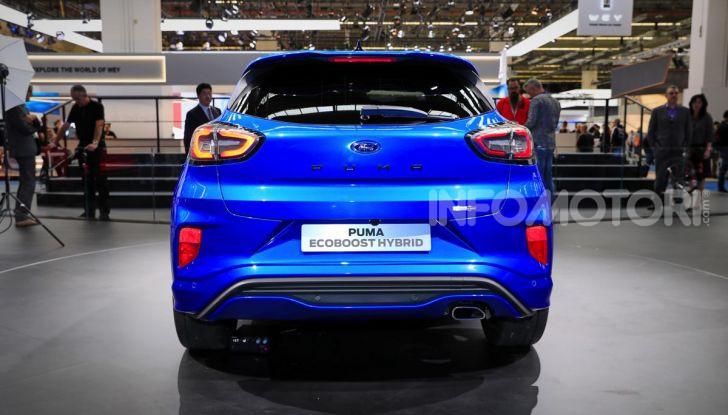 Nuova Ford Puma: il crossover che studia da SUV - Foto 8 di 21